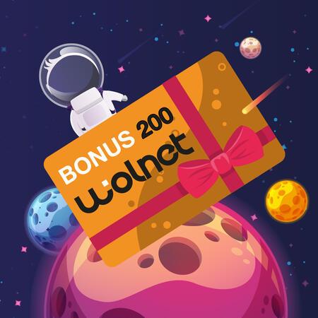 BONUS 200